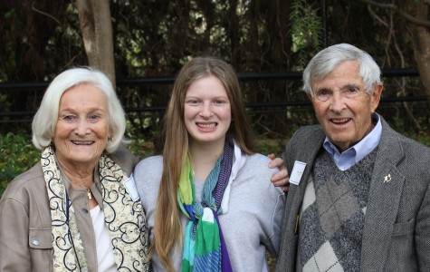 Marymount honors grandparents at Grandparent's Day