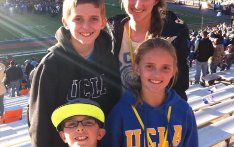 SAILOR SPOTLIGHT: Lindsey McAllister, Class of 2017