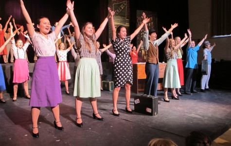 """42nd Street"" wows audiences"