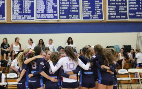 Varsity Volleyball: Victory is Served!