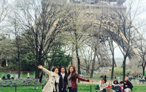 Charlotte Muth '16 Recounts Un Voyage Fantastique Over Spring Break