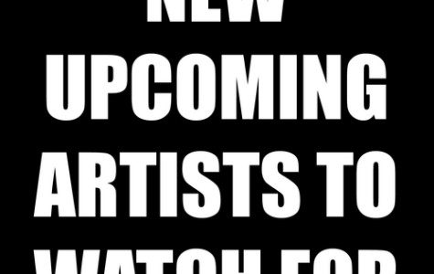 Artists Coming Up!