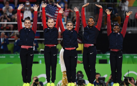 The Final Five Team Dominates Rio Olympics