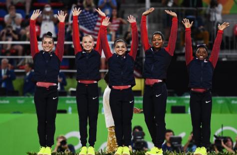 The Final Five Team Dominates Rio Olympics