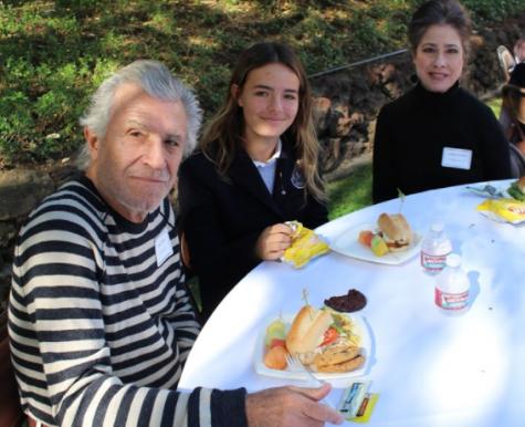 A Celebration of Friendship: Grandparent's Day