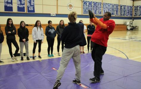 Why Marymount Girls Should Take Self Defense