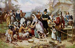 History Behind Thanksgiving: Glorifying Colonization?