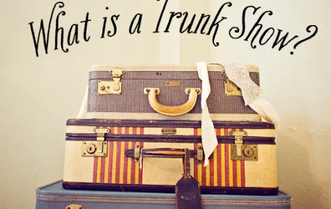 What's In Your Trunk?: Marymount Trunk Show