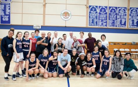 Students vs. Teachers Basketball Game