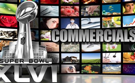 Super Super Bowl Commercials