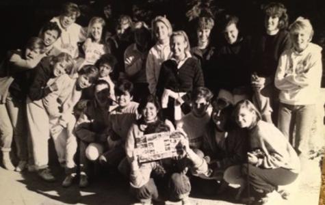 Flashback to the 80s: Marymount Alumna Michaela Burschinger '85