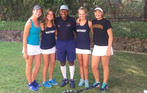 JV Tennis: Coach Charles Interview