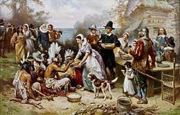 History Behind Thanksgiving: Glorifying Colonization?