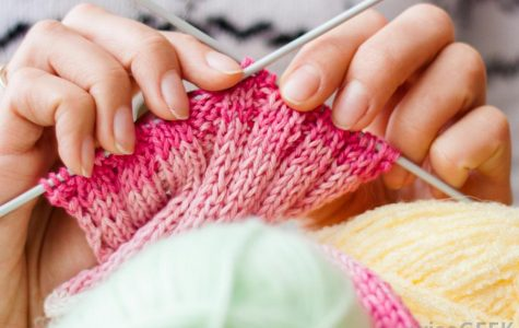 Its Knice to Knit: Marymount Knitting Club