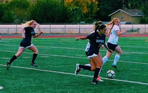 A Peek at Marymount's Soccer Season