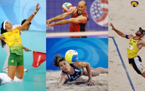 Beach vs. Indoor Volleyball