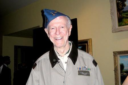 A Hero During A Dark Time: An Interview With A D-Day Pilot