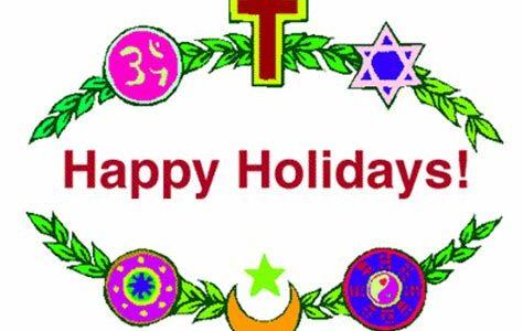 Holidays, Religion, and Marymount!