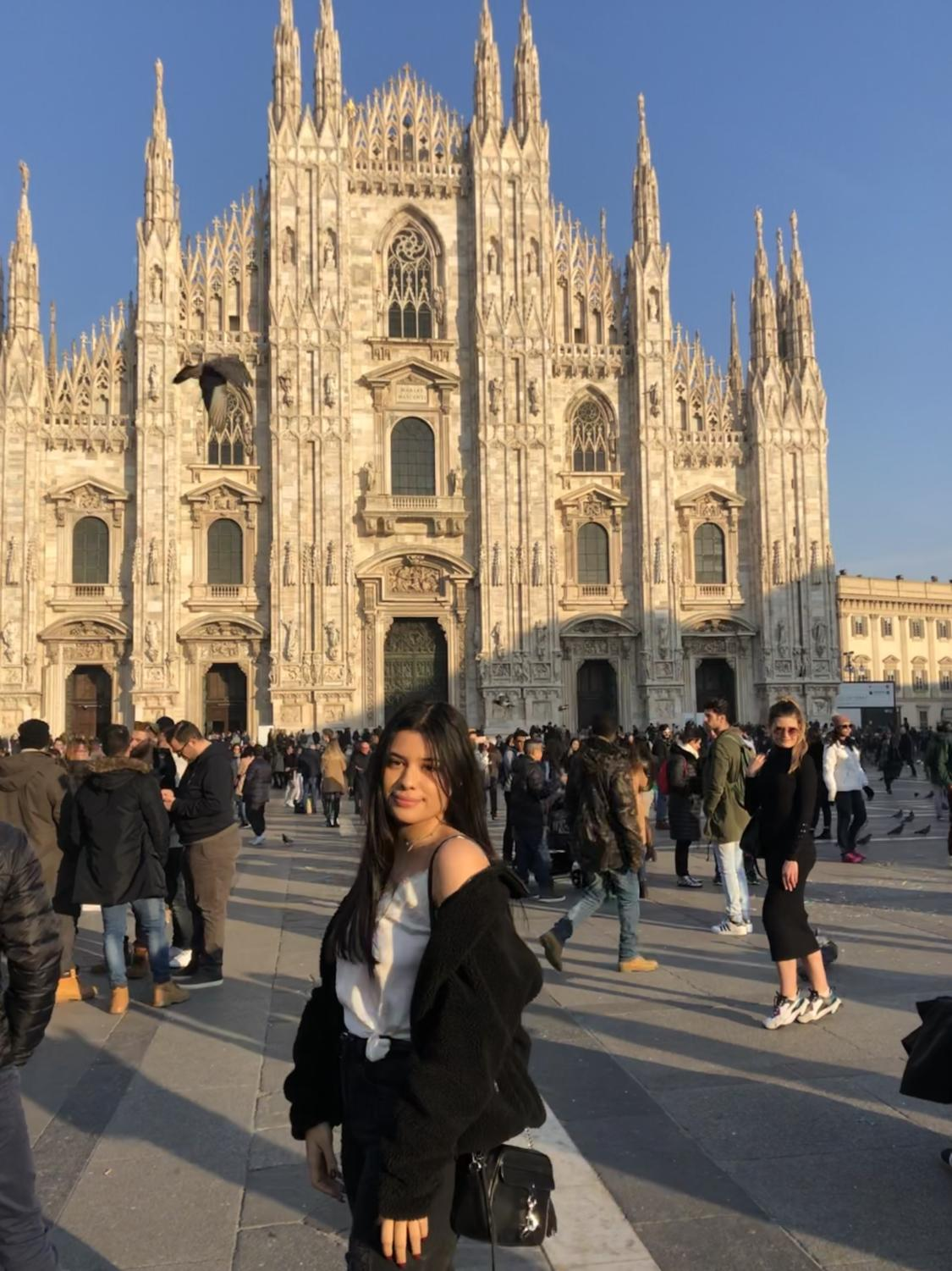A Marymount Alumna's Look at Studying Abroad