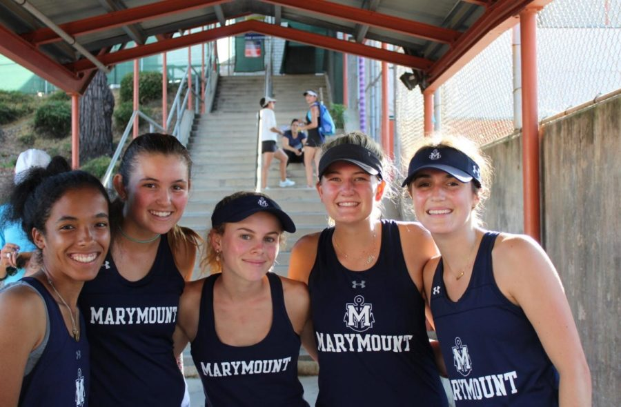 Marymount's Fall Athletes Share Their Perspectives