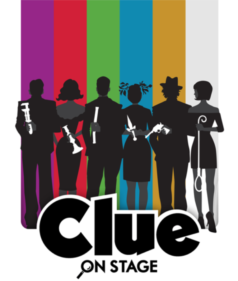 "MHS Fall Play: ""Clue"""