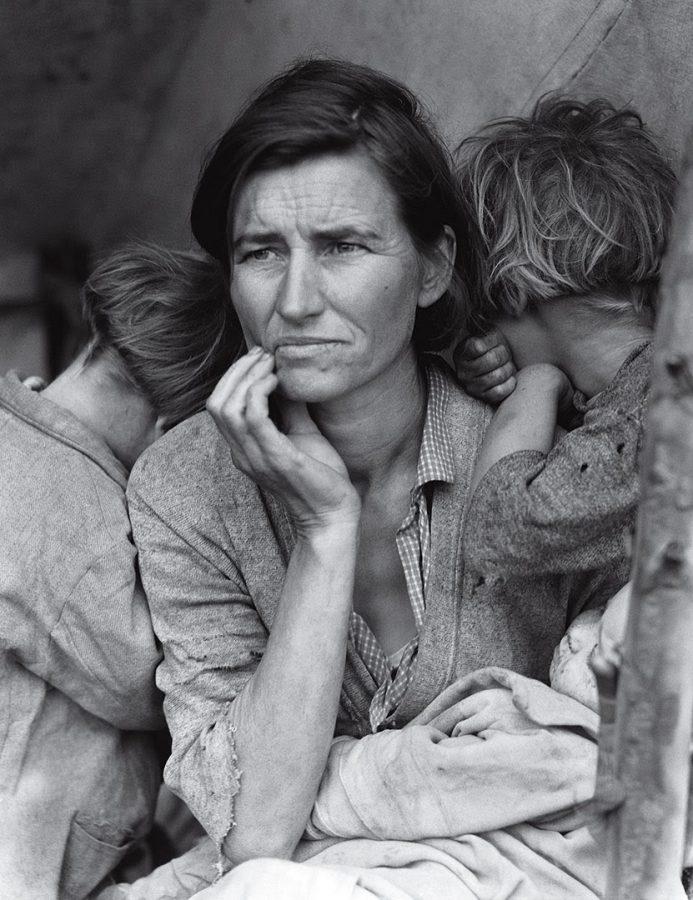 Women in Photography: Dorthea Lange