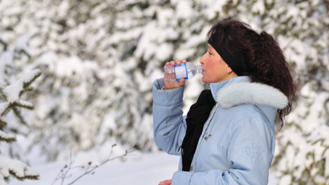 Importance of Hydration in Winter