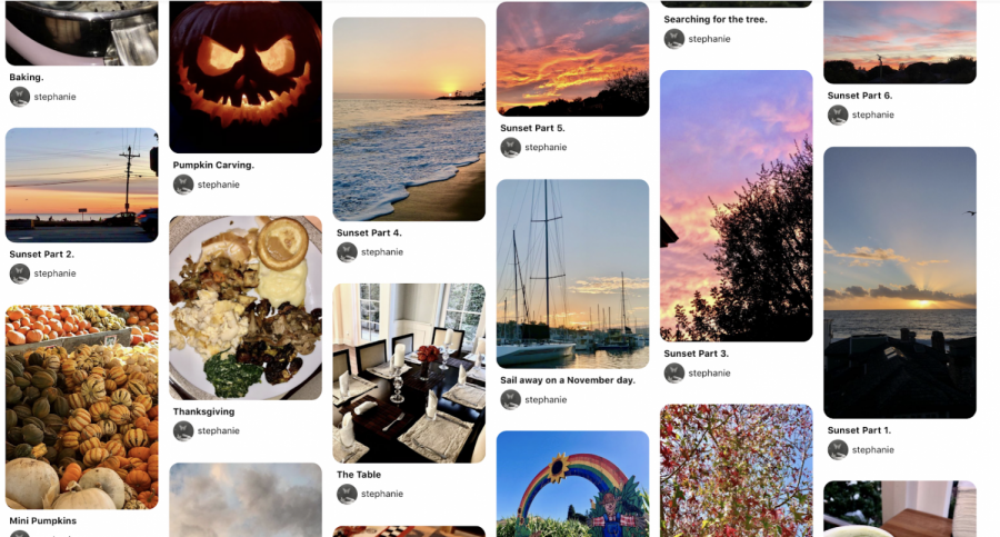 Fall/Winter Pinterest Board!