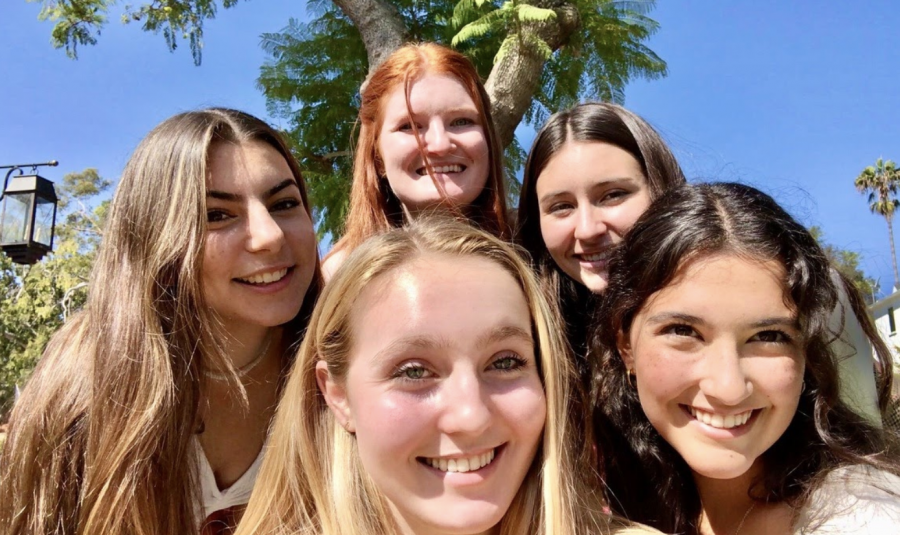You truly make your best friends for life at Marymount. Appreciate them! Courtesy of Stephanie Sowa '21