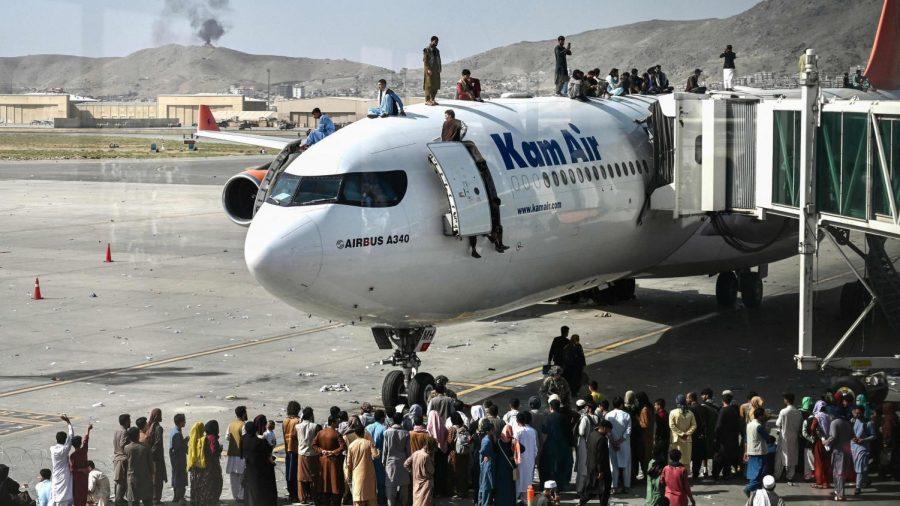 Taliban Take Afghanistan as Twenty-Year War Ends
