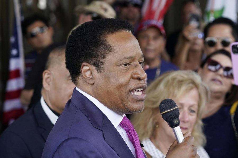 Would Larry Elder be More Harm than Good?