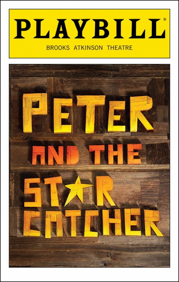 Marymount Players Launch off with Peter and the StarCatcher